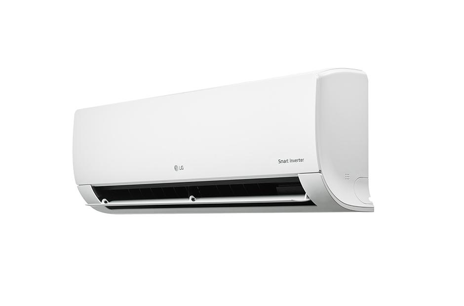 lg standard p12en 3 5kw klimaanlage inverter w rmepumpe montageset ebay. Black Bedroom Furniture Sets. Home Design Ideas
