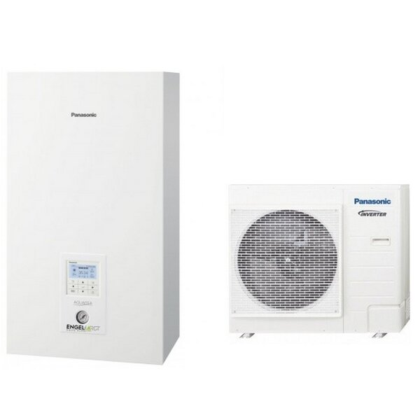 PANASONIC Wärmepumpe Aquarea KIT-WC12H9E8 12 kW